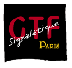 Logo GTF SIGNALETIQUE